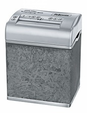 уничтожитель Fellowes® Powershred® Shredmate, DIN P-4 , 3,9x23мм, 4лcт.,4.5лтр., уничт.: скобы, пл.карты. (СМ)