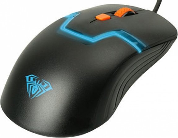 комп. мышь AULA Rigel Gaming Mouse (СМ) фото 1